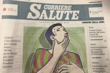Corriere della Sera – Corriere Salute 22 ottobre 2020