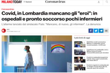 Milano Today 21 ottobre 2020